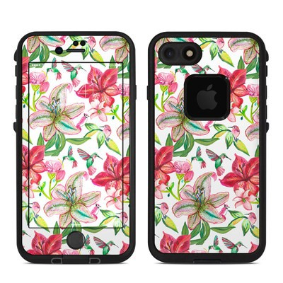 Lifeproof iPhone 7 Fre Case Skin - Colibri