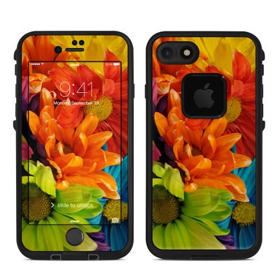 Lifeproof iPhone 7 Fre Case Skin - Colours