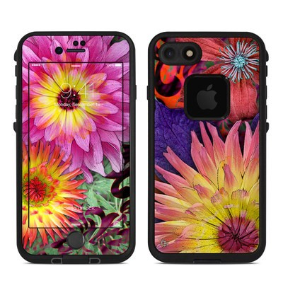 Lifeproof iPhone 7 Fre Case Skin - Cosmic Damask