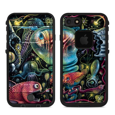 Lifeproof iPhone 7 Fre Case Skin - Creatures