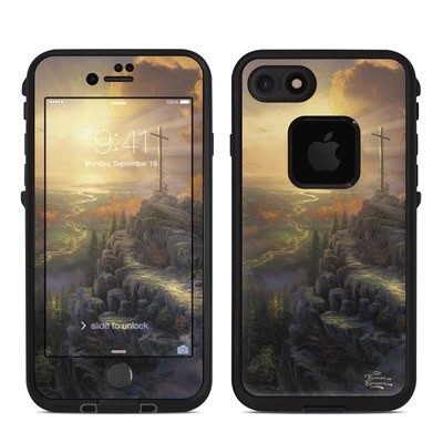 Lifeproof iPhone 7 Fre Case Skin - The Cross