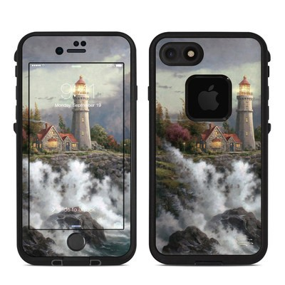 Lifeproof iPhone 7 Fre Case Skin - Conquering Storms