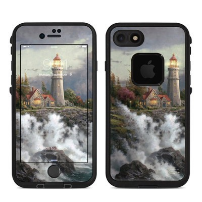 Lifeproof iPhone 7-8 Fre Case Skin - Conquering the Storms