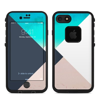 Lifeproof iPhone 7 Fre Case Skin - Currents