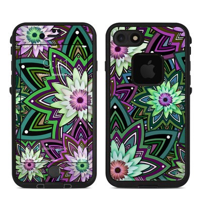 Lifeproof iPhone 7 Fre Case Skin - Daisy Trippin