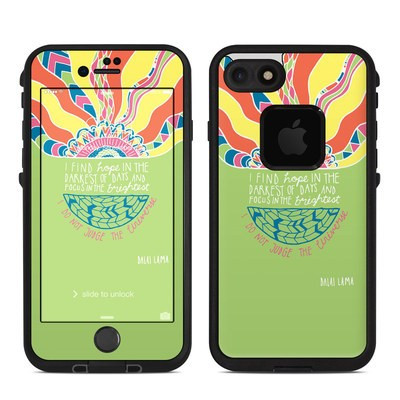 Lifeproof iPhone 7 Fre Case Skin - Dalai Lama