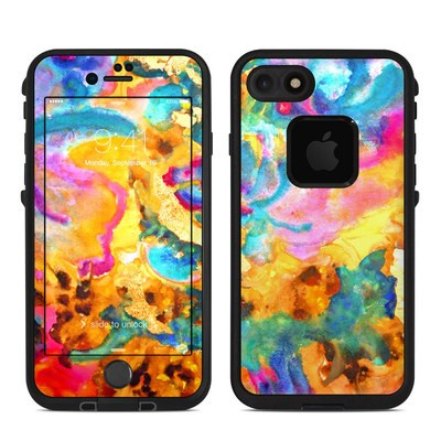 Lifeproof iPhone 7 Fre Case Skin - Dawn Dance