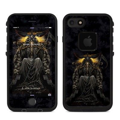Lifeproof iPhone 7 Fre Case Skin - Death Throne