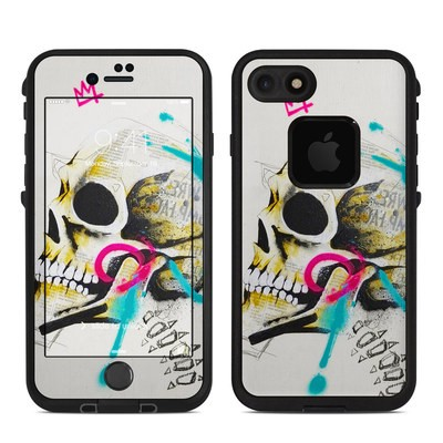 Lifeproof iPhone 7 Fre Case Skin - Decay