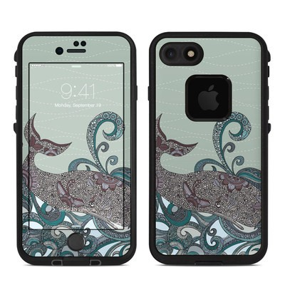 Lifeproof iPhone 7 Fre Case Skin - Deep Blue Me