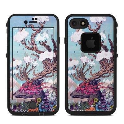 Lifeproof iPhone 7 Fre Case Skin - Deer Spirit