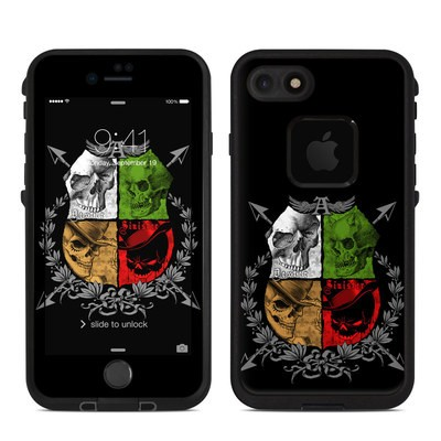 Lifeproof iPhone 7-8 Fre Case Skin - Devils Herald