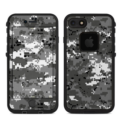 Lifeproof iPhone 7 Fre Case Skin - Digital Urban Camo