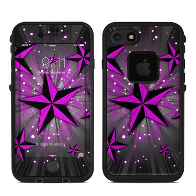 Lifeproof iPhone 7 Fre Case Skin - Disorder
