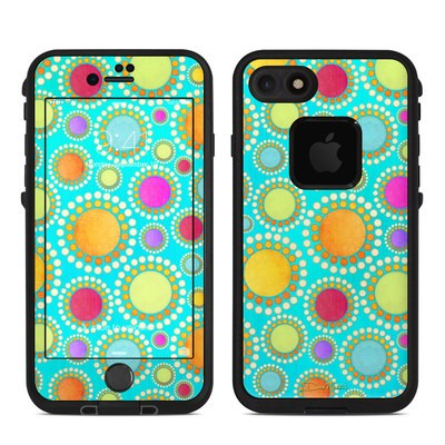 Lifeproof iPhone 7 Fre Case Skin - Dot To Dot