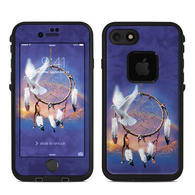 Lifeproof iPhone 7 Fre Case Skin - Dove Dreamer
