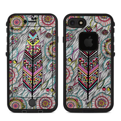 Lifeproof iPhone 7 Fre Case Skin - Dream Feather