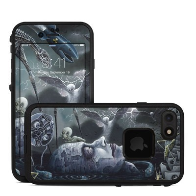 Lifeproof iPhone 7 Fre Case Skin - Dreams