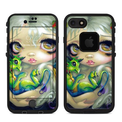 Lifeproof iPhone 7 Fre Case Skin - Dragonling