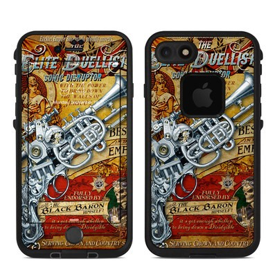 Lifeproof iPhone 7 Fre Case Skin - The Duelist