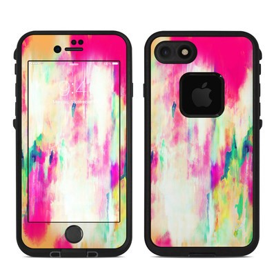 Lifeproof iPhone 7 Fre Case Skin - Electric Haze