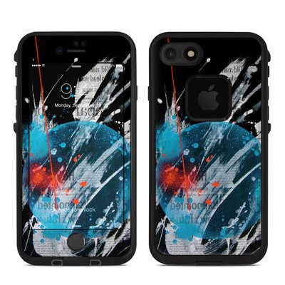Lifeproof iPhone 7 Fre Case Skin - Element-Ocean