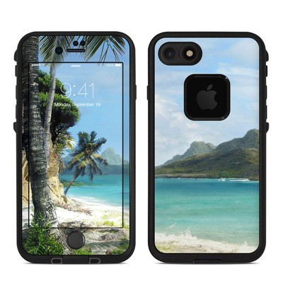Lifeproof iPhone 7 Fre Case Skin - El Paradiso