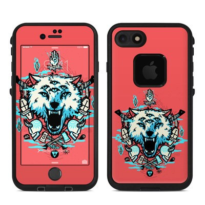 Lifeproof iPhone 7 Fre Case Skin - Ever Present