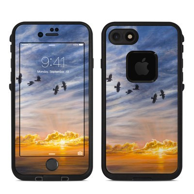 Lifeproof iPhone 7-8 Fre Case Skin - Equinox