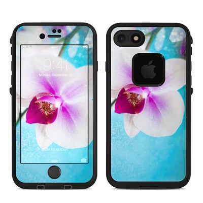 Lifeproof iPhone 7 Fre Case Skin - Eva's Flower