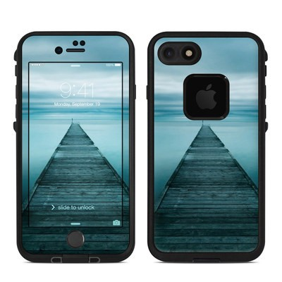 Lifeproof iPhone 7 Fre Case Skin - Evening Stillness