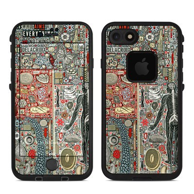 Lifeproof iPhone 7 Fre Case Skin - Everything and Nothing