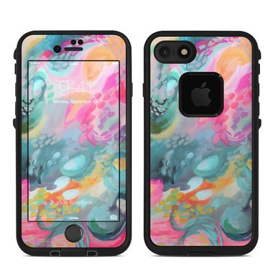 Lifeproof iPhone 7-8 Fre Case Skin - Fairy Pool