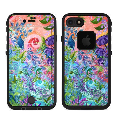 Lifeproof iPhone 7 Fre Case Skin - Fantasy Garden