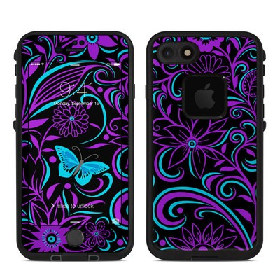 Lifeproof iPhone 7 Fre Case Skin - Fascinating Surprise