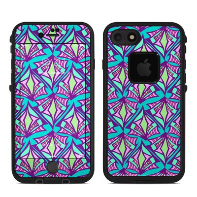 Lifeproof iPhone 7 Fre Case Skin - Fly Away Teal