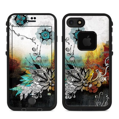 Lifeproof iPhone 7 Fre Case Skin - Frozen Dreams
