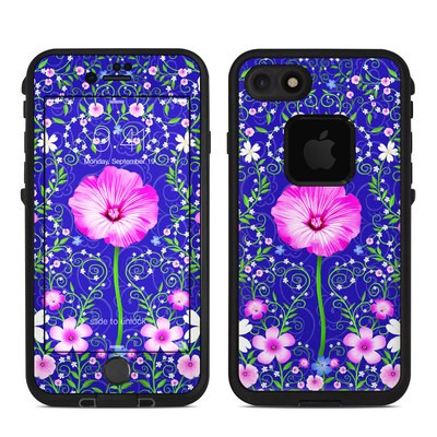 Lifeproof iPhone 7 Fre Case Skin - Floral Harmony