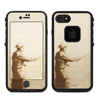 Lifeproof iPhone 7 Fre Case Skin - Fisherman
