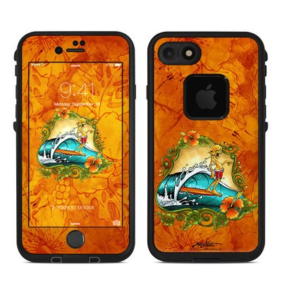 Lifeproof iPhone 7 Fre Case Skin - Five Slide