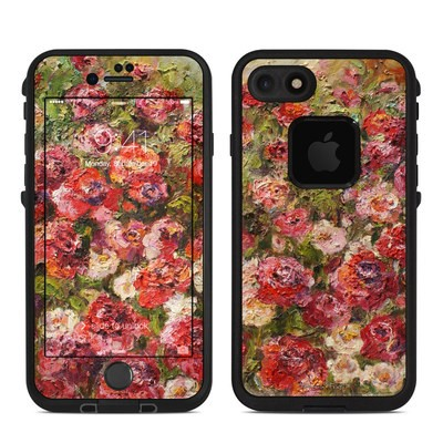 Lifeproof iPhone 7 Fre Case Skin - Fleurs Sauvages