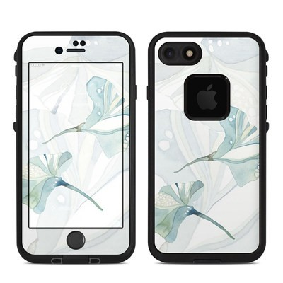 Lifeproof iPhone 7 Fre Case Skin - Floating Gingko