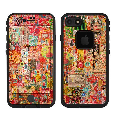 Lifeproof iPhone 7 Fre Case Skin - Flotsam And Jetsam