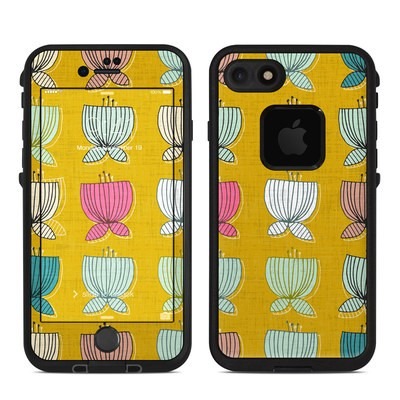 Lifeproof iPhone 7 Fre Case Skin - Flower Cups