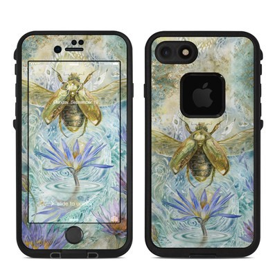 Lifeproof iPhone 7-8 Fre Case Skin - When Flowers Dream