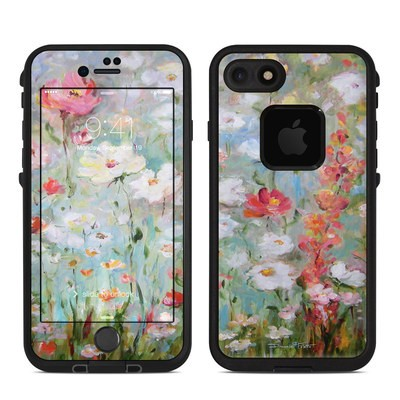Lifeproof iPhone 7 Fre Case Skin - Flower Blooms