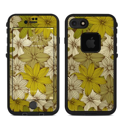 Lifeproof iPhone 7-8 Fre Case Skin - Flower Camo