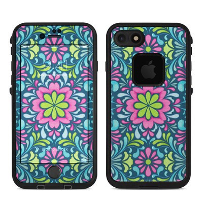 Lifeproof iPhone 7 Fre Case Skin - Freesia