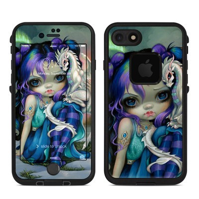 Lifeproof iPhone 7 Fre Case Skin - Frost Dragonling