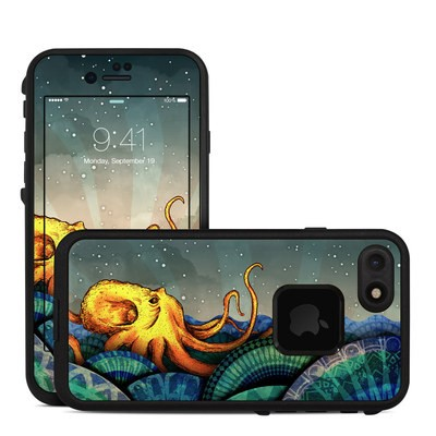 Lifeproof iPhone 7 Fre Case Skin - From the Deep